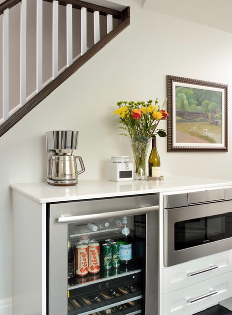 New Staircase & Side Board