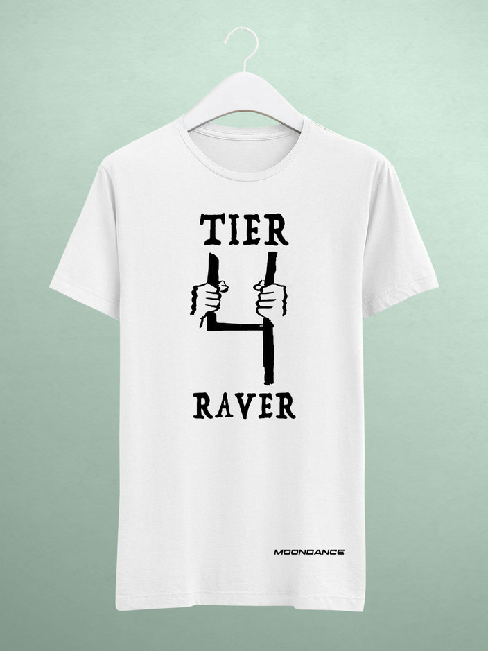Tier 4 Raver T-Shirts