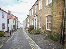 View of Church Street, Staithes