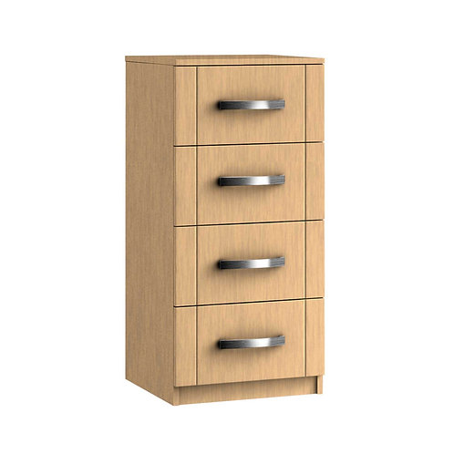 REGINA 4 Drawer Narrow Chest
