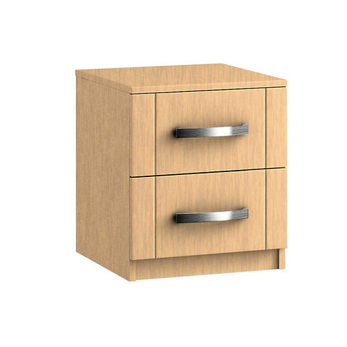 REGINA 2 Drawer Bedside