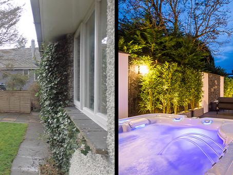 A Garden Transformation by Angel Martin Exteriors