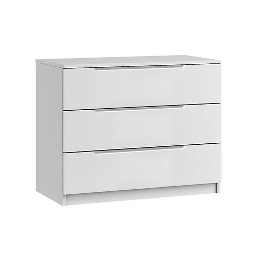 EDMONTON 3 Drawer Chest