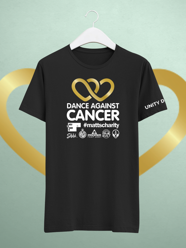 Dance Against Cancer Charity Ts