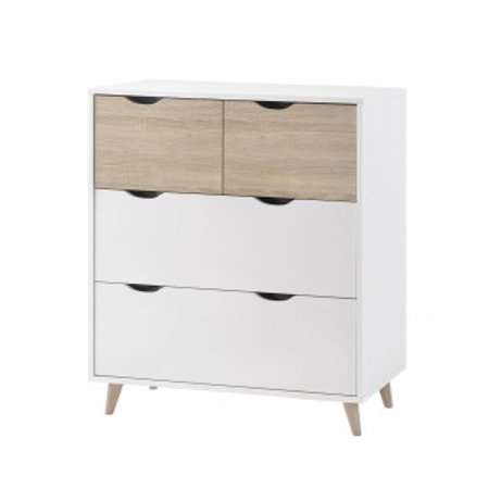 TOLDEO 4 Drawer Chest