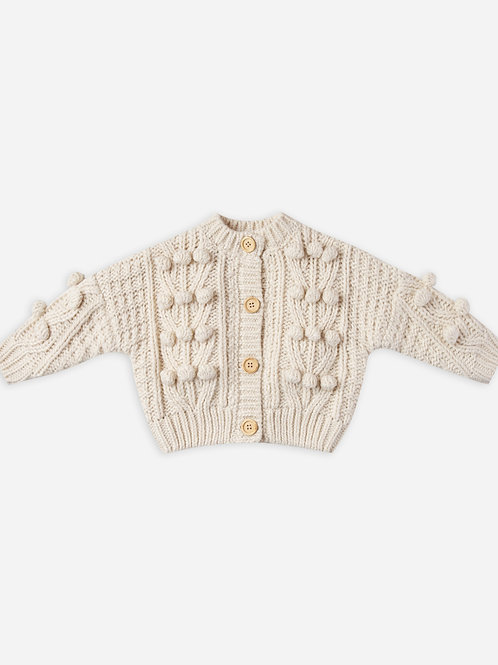 Bobble Sweater    Natural