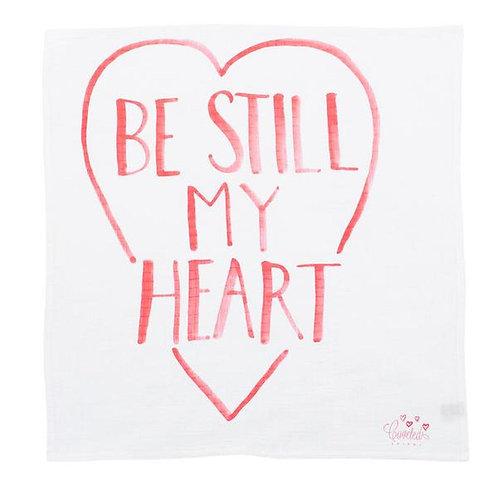 Be Still My Heart Swaddle