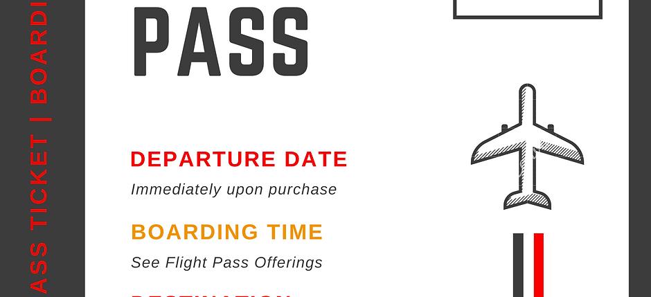 Flight Pass Membership
