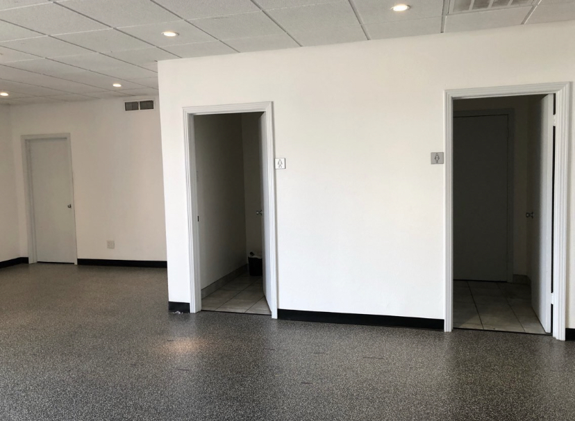 Restrooms at the Great Room