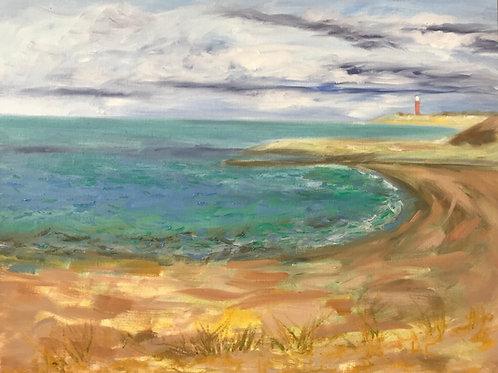 Zee-Duinen Zicht VI