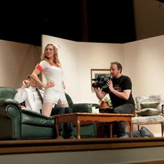 We had a lot of fun with this production with a cast that was perfect fit.