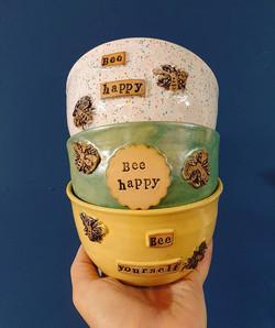 New bee bowl set 🐝🌻😊