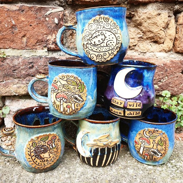 More mugs out the kiln and in stock at _