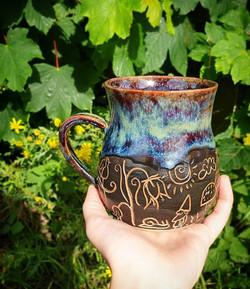 My new favourite mug!!! 😍 Featuring my