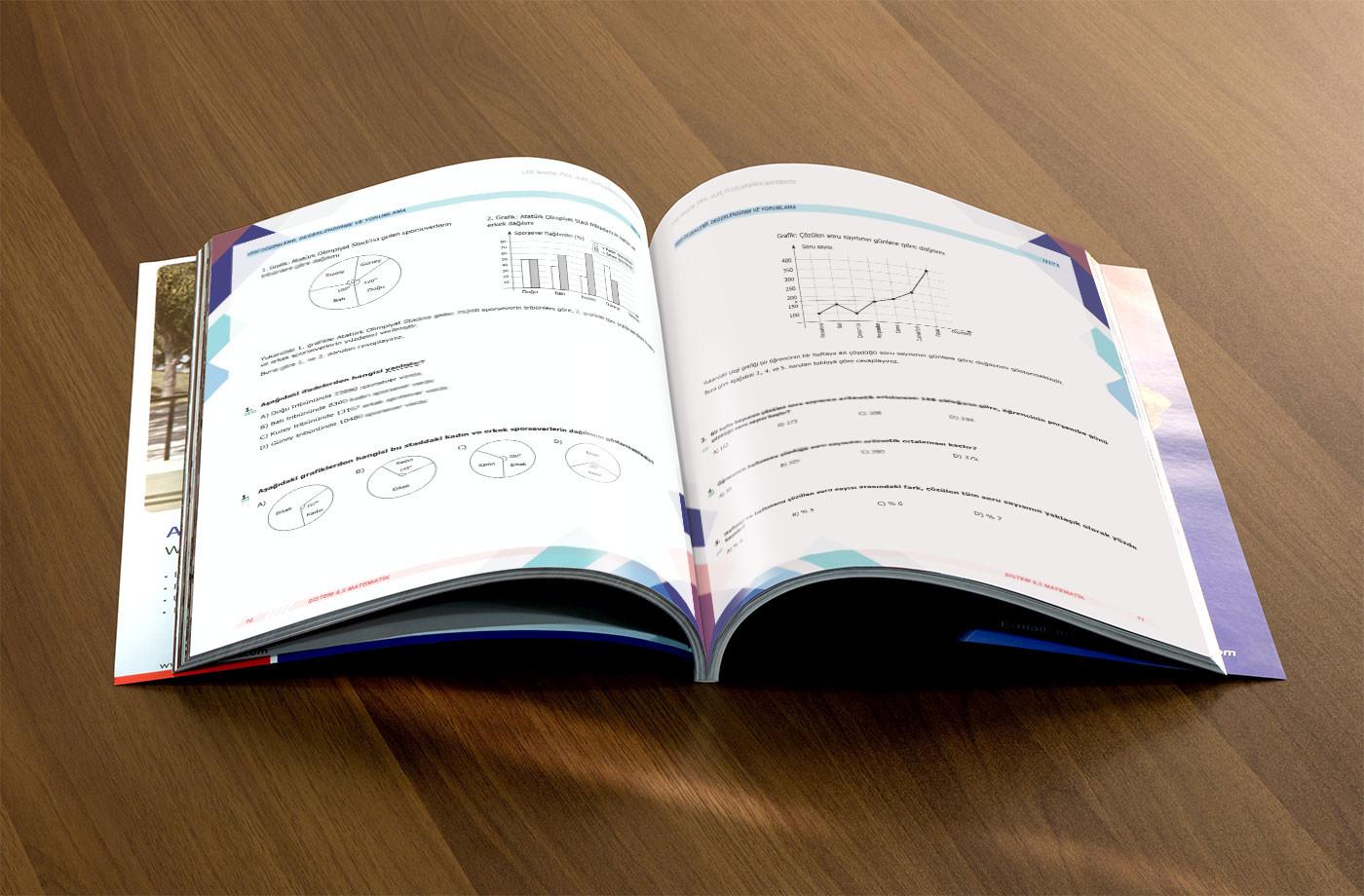 Sistem 8,5 Matematik Soru bankası
