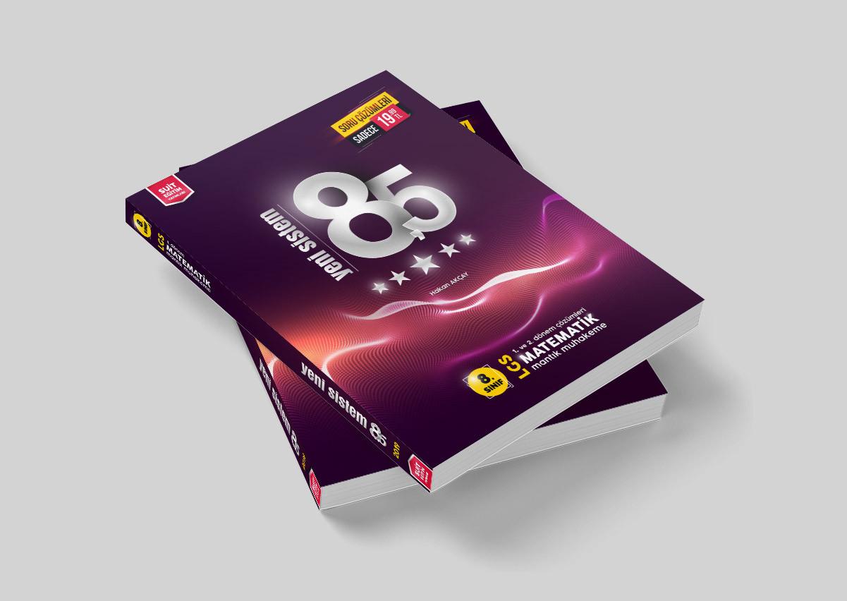 Sistem 8,5 Matematik Çözüm Kitabı