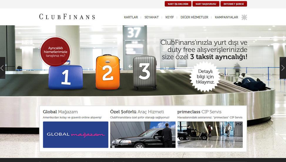 Club Finans Anasayfa