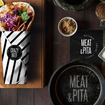 Meat & Pita