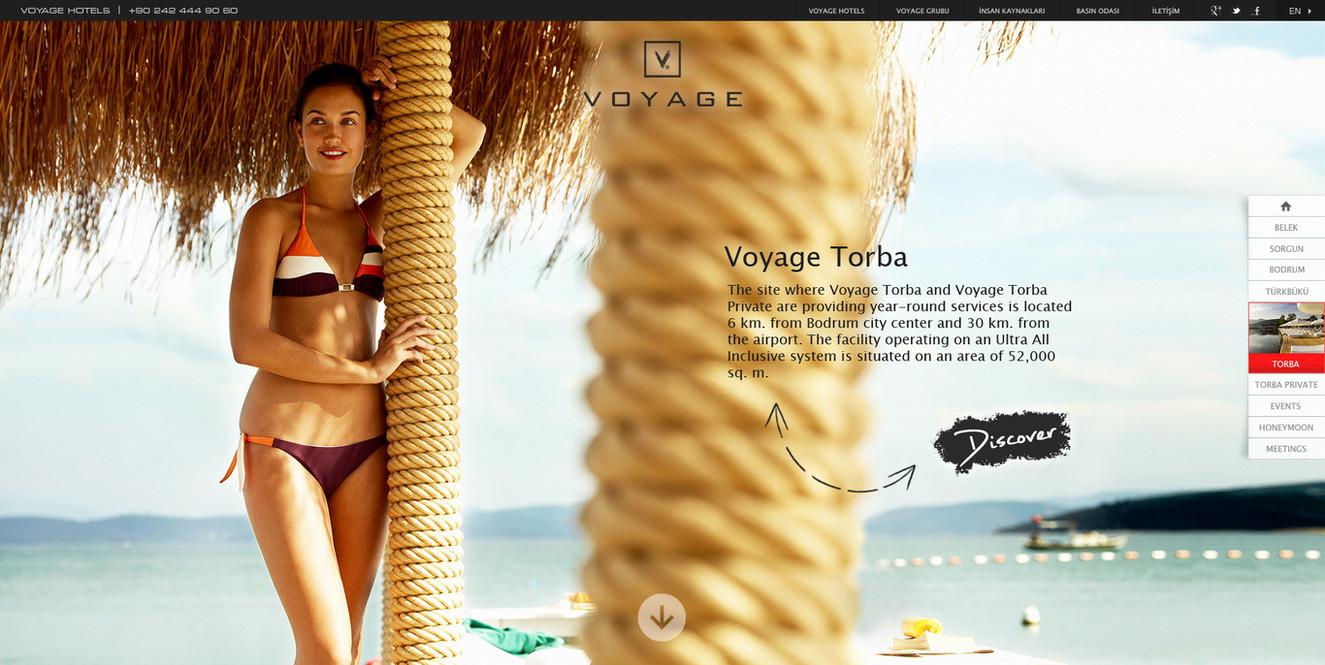 Voyage Torba Anasayfa