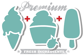 Premium fresh ingredients icon