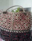 Daisy Tote Butterfly Loom