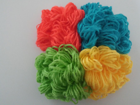 2 ways with the Baby Butterfly Loom