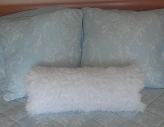 Boudoir Cushion Butterfly Loom