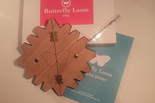 Small Butterfly Loom