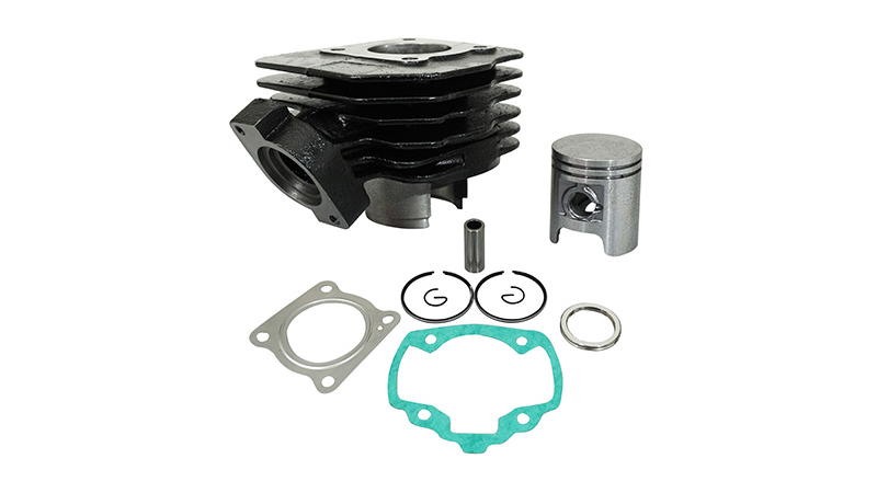 CYLINDRE PISTON  PEUGEOT 50 TKR, TREKKER, SPEEDFIGHT AIR, VIVACITY, ELYSTAR