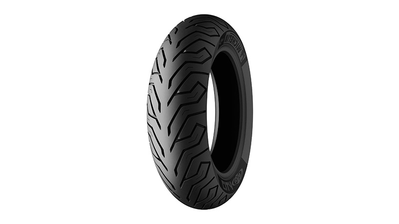 PNEU SCOOT 10'' 120/70-10 MICHELIN CITY GRIP REAR TL 54L REINF