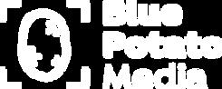 Blue Potato Media Logo - White.png