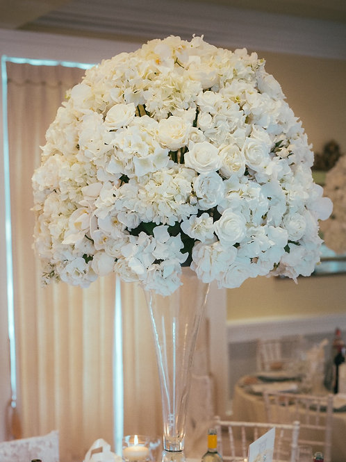 Huge Floral Centrepieces