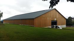 Hall stockage agricole
