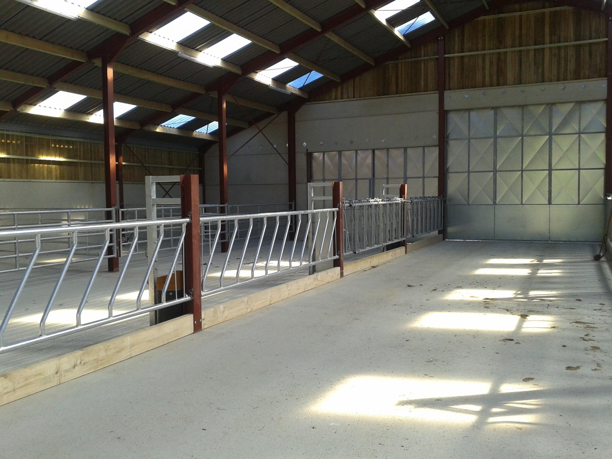 Hall agricole