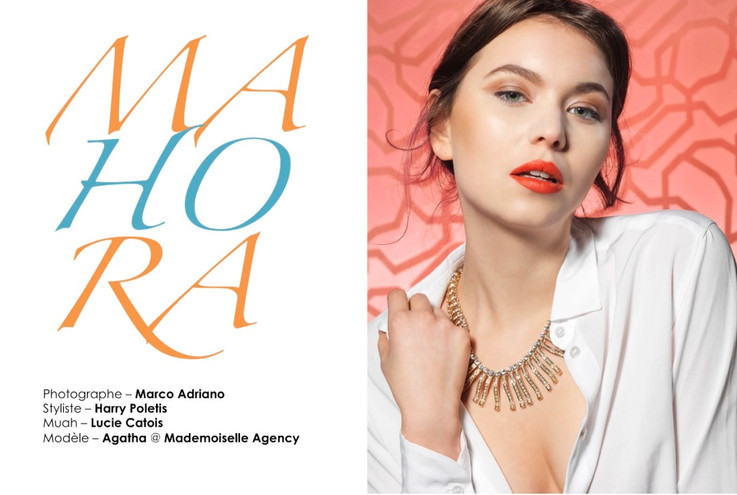 Ô Magazine - MAHORA