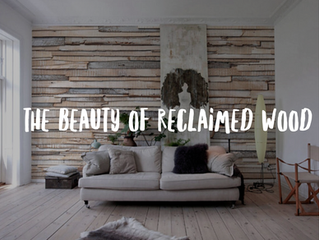 4 Awesome Reasons to use Reclaimed Wood on your New Home or Remodel!