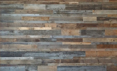 Reclaimed Wood & Custom Remodeling