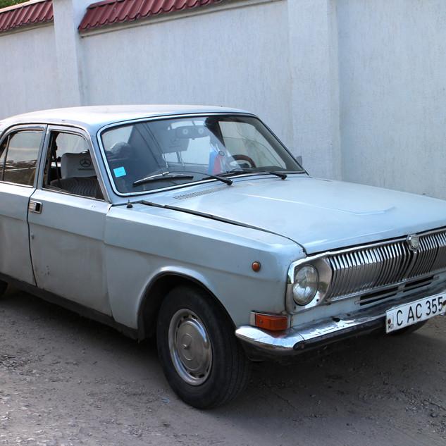 Soviet car