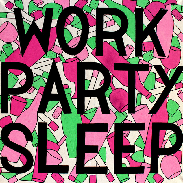 Work party sleep