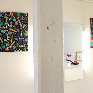 Exhibition at Clergerie Paris
