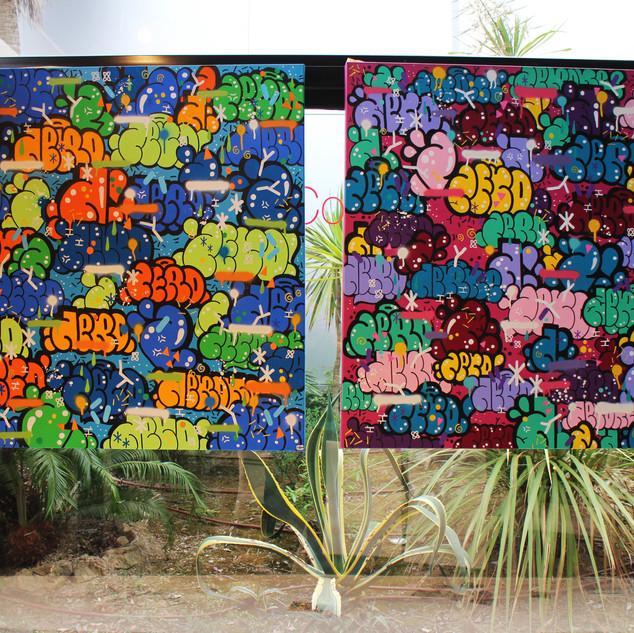 Exposition à Roche Bobois Antibes