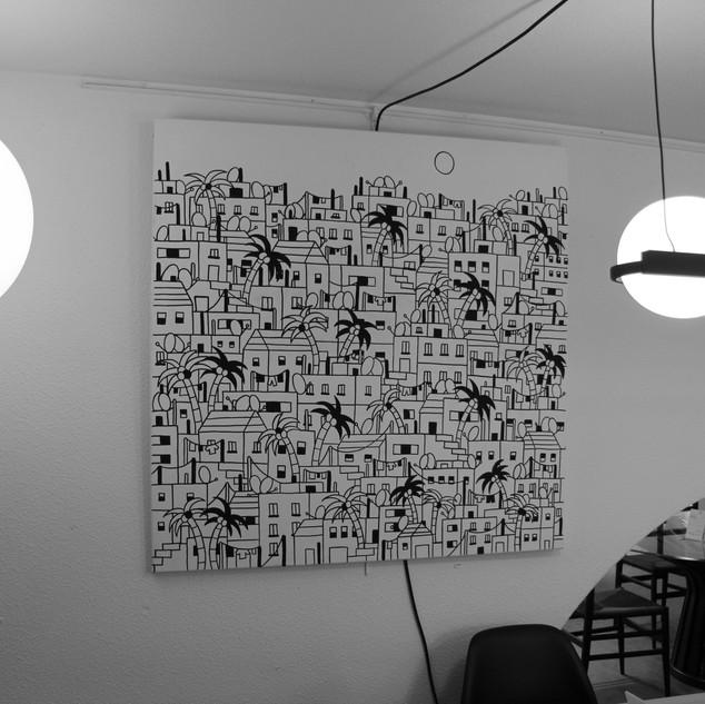 Exhibition at Espace Contemporain Valence