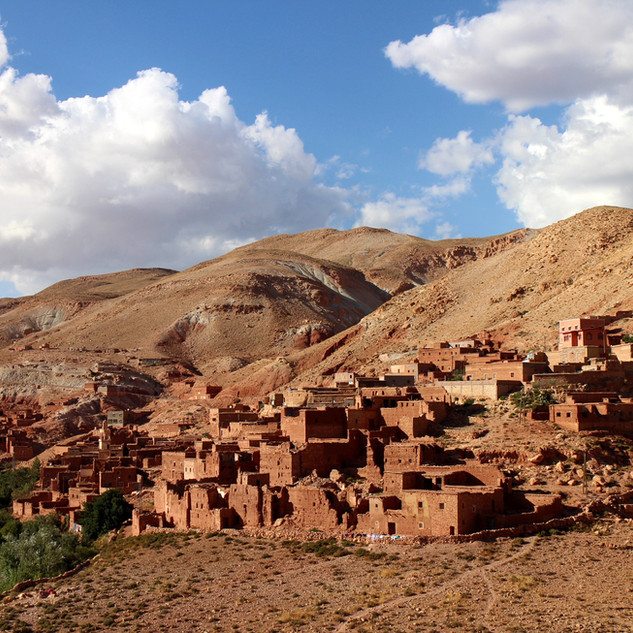 Atlas - Morocco