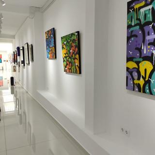 Exposition à la Galerie Tilsitt Porto