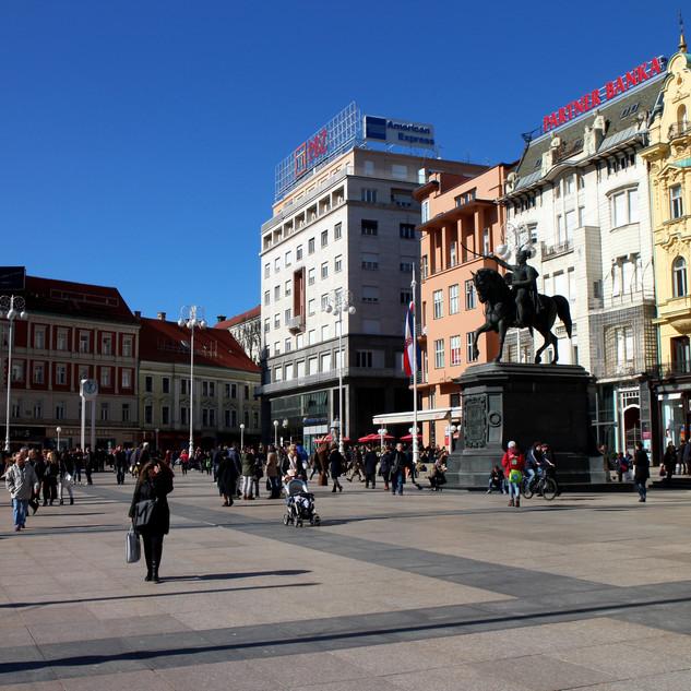 Zagreb - Croatia