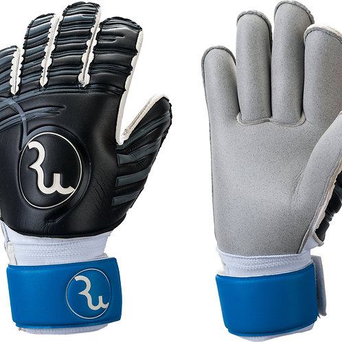 RWLK Goalkeeper gloves blue/black/Titanium