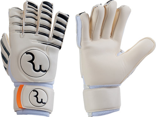 RWLK Goalkeeper gloves white/white 'The original' negative