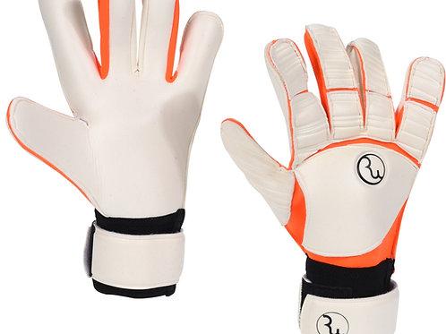 RWLK Goalkeeper gloves ladies first white/orange/grey