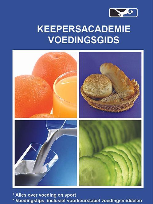 Keepersacademie voedingsgids