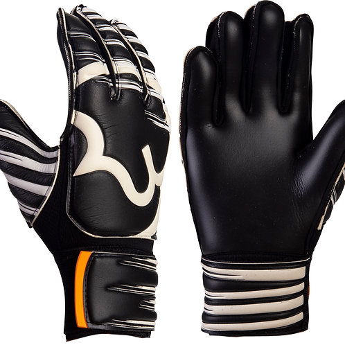 RWLK Goalkeeper gloves black/black kids